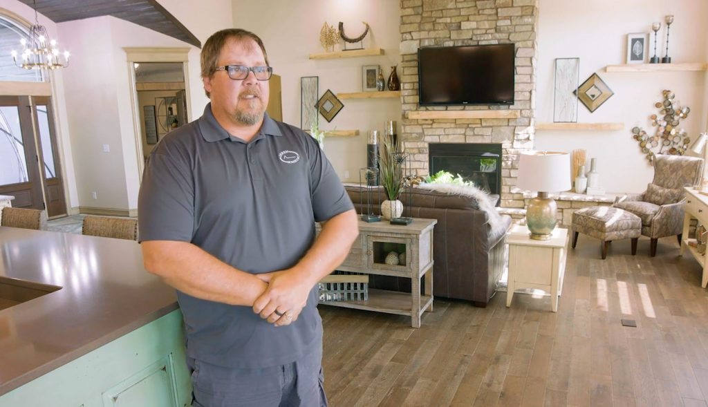 JJ of Jeren Homes in Sioux Falls, SD